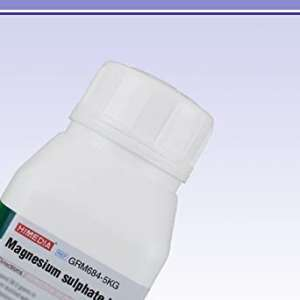 Magnesium sulphate heptahydrate, A.R GRM684-5KG Himedia