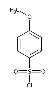 4-Methoxybenzenesulfonyl Chloride 99%, 500g Acros