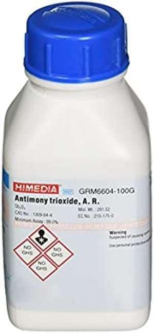 Antimony trioxide, Hi-ARTM GRM6604-100G Himedia