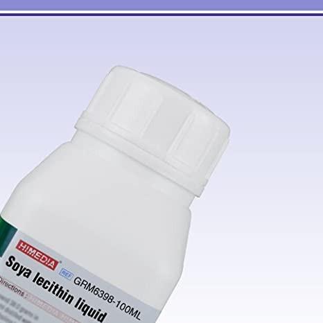 Soya lecithin liquid GRM6398-100ML Himedia