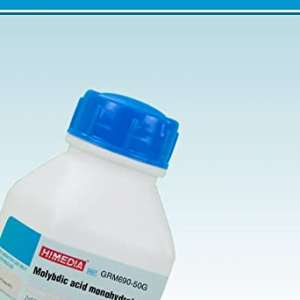 Molybdic acid, A.R. GRM690-50G Himedia