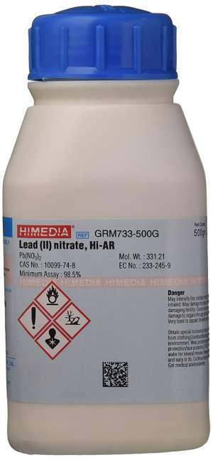 Lead (II) nitrate, Hi-ARTM GRM733-500G Himedia