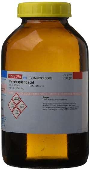 Polyphosphoric acid GRM7393-500G Himedia