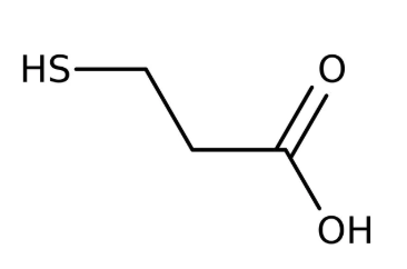Axit 3-Mercilaropionic 99 +%, 2.5 lít Acros