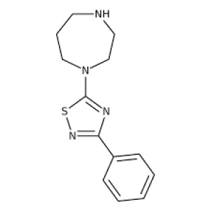 5-(1,4-Diazepan-1-yl)-3-phenyl-1,2,4-thiadiazole, 97% 1g Maybridge