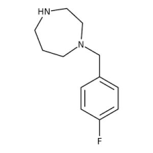 1-(4-Fluorobenzyl)-1,4-diazepane, 97% 1g Maybridge