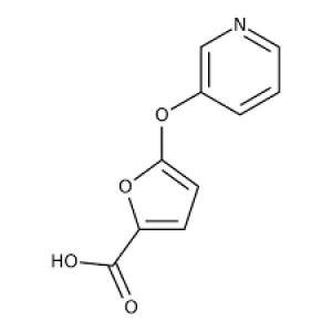 5-(3-Pyridinyloxy)-2-furoic acid, ≥97% 1g Maybridge