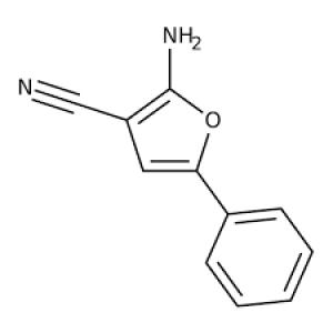 2-Amino-5-phenyl-3-furonitrile, 95% 1g Maybridge