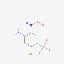 N1-[2-Amino-4-(trifluoromethyl)phenyl]acetamide, 97% 10g Maybridge