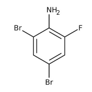 2,4-Dibromo-6-fluoroaniline, 97% 10g Maybridge