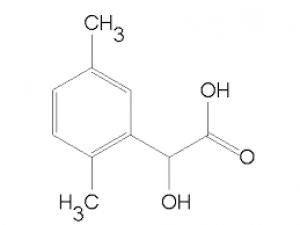 2-(2,5-Dimethylphenyl)-2-hydroxyacetic acid, 97% 1g Maybridge
