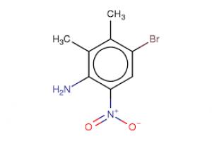 4-Bromo-2,3-dimethyl-6-nitroaniline, 97% 1g Maybridge