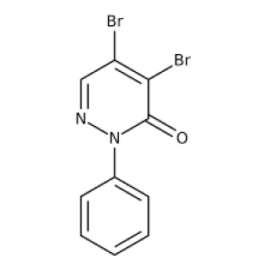4,5-Dibromo-2-phenyl-2,3-dihydropyridazin-3-one, 97% 1g Maybridge