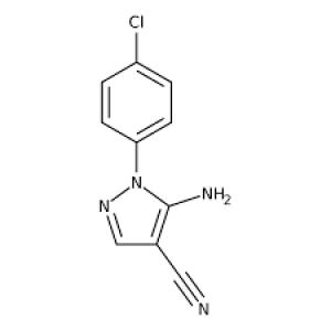 5-Amino-1-(4-chlorophenyl)-1H-pyrazole-4-carbonitrile, 97% 1g Maybridge