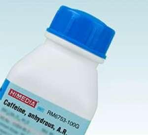 Caffeine anhydrous, Hi-ARTM GRM6753-100G Himedia