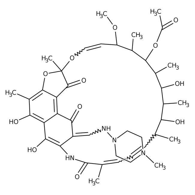 Rifampicin 25g Bioreagents