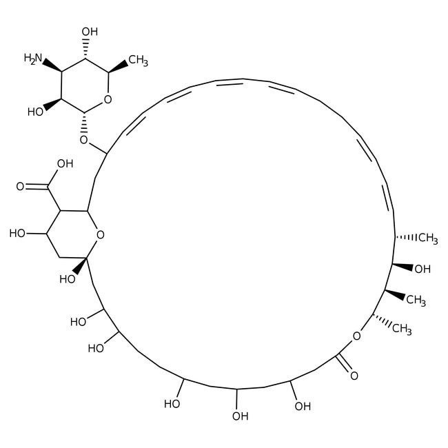 Nystatin 5g Bioreagents