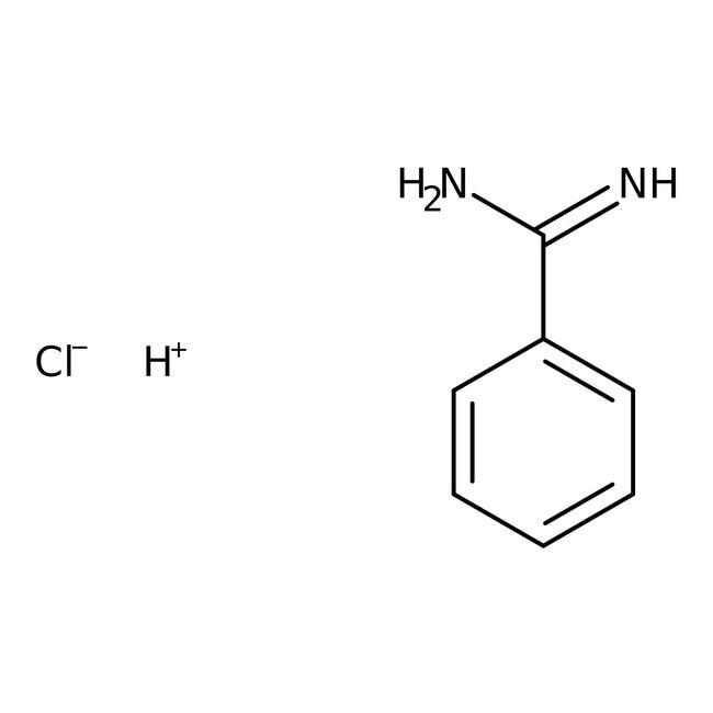 Benzamidine Hydrochloride Hydrate 25g Bioreagents
