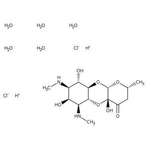 Spectinomycin pentahydrate dihydrochloride 1g Bioreagents