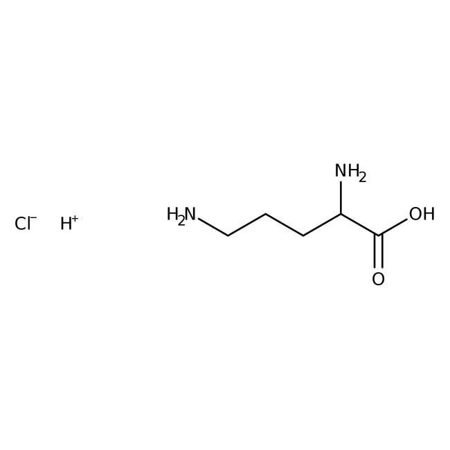 L-Ornithine Hydrochloride 100g Bioreagents