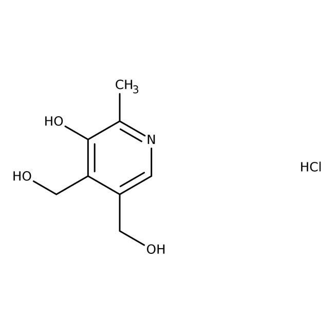 Pyridoxine Hydrochloride 50g Bioreagents