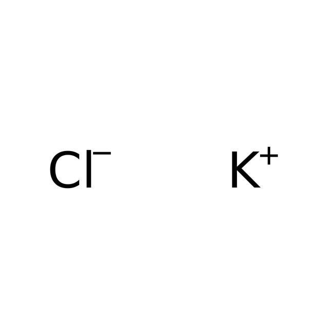 Potassium chloride 1kg Bioreagents