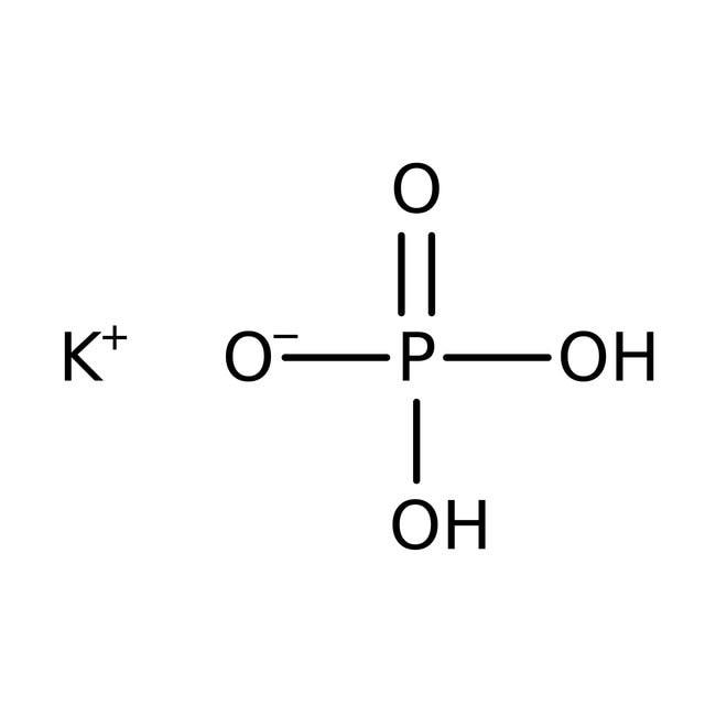 Potassium phosphate, monobasic 500g Bioreagents