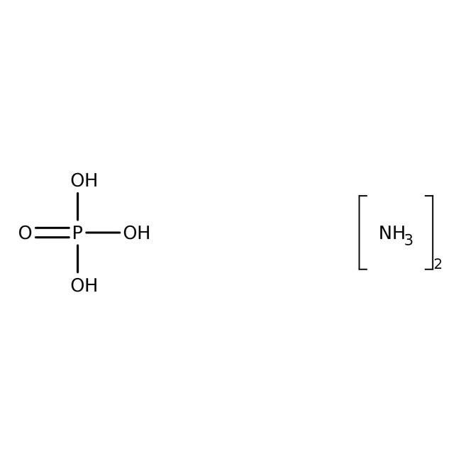 Ammonium Phosphate Dibasic 500g Bioreagents