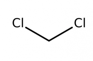 Dichloromethane 99+% extra pure stabilized with ethanol 1 lít Acros