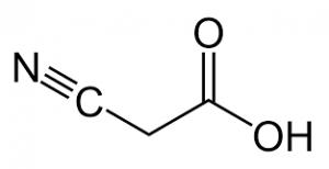 Cyanoacetic acid GRM2083-500G Himedia