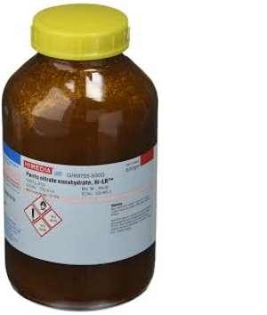 Ferric nitrate nonahydrate, Hi-LR™ GRM755-500G Himedia