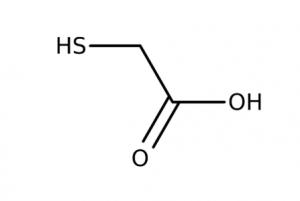 Mercaptoacetic acid 98%, 10ml Acros