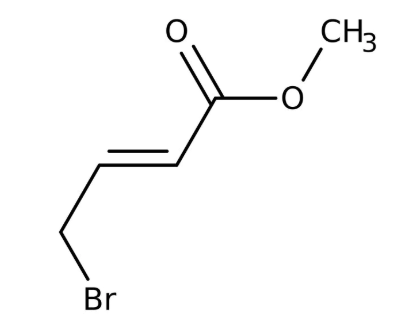Methyl 4-bromocrotonate 85% tech, 100g Acros