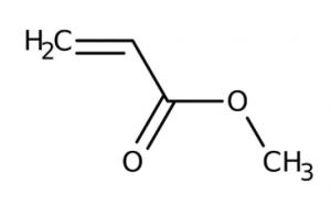 Methyl acrylate 99% stabilized,10ml Acros
