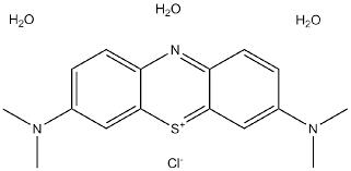 Methylene blue trihydrate, Practical grade GRM956-1KG Himedia