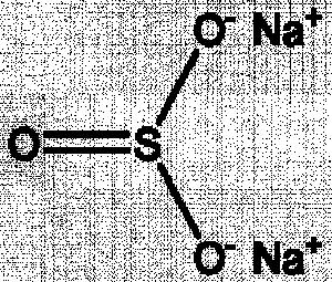 Sodium sulfite anhydrous 500g Bioreagents