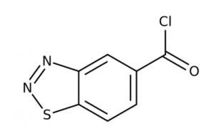 1,2,3-Benzothiadiazole-5-carbonyl chloride 95%, 250mg Maybridge