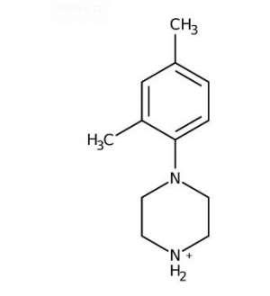 1-(2,4-Dimethylphenyl)piperazine, 99% 5g Acros