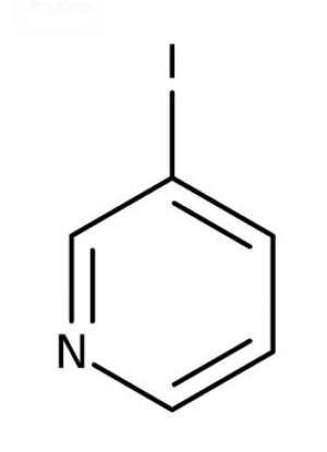 3-Iodopyridine, 99% 1g Acros