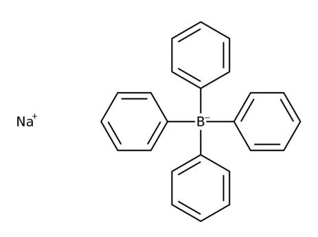Tetraphenylboron sodium, 99.5% 100g Acros
