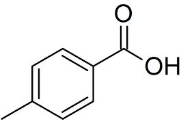 p-Toluic acid, 98% 1kg Acros