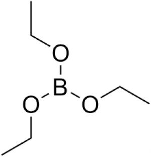 Triethyl borate, 97% 1l Acros