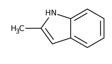 2-Methylindole 98%, 500g Acros
