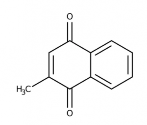 2-Methyl-1,4-naphthoquinone 98%, 5g Acros