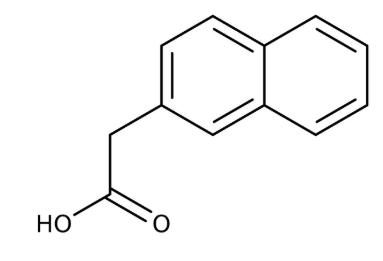 2-Naphthylacetic acid 99%, 25g Acros