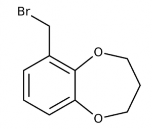 6-(Bromomethyl)-3,4-dihydro-2H-1,5-benzodioxepine 97%, 5g Maybridge