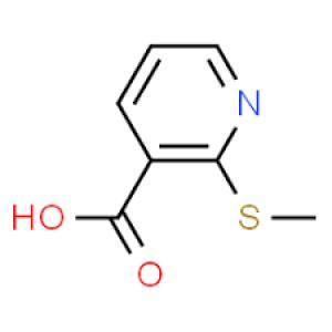 2-(Methylthio)nicotinic acid, 97% 1g Maybridge