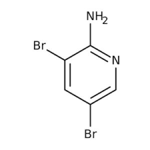 3,5-Dibromopyridin-2-amine, 97% 10g Maybridge