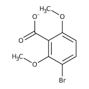 3-Bromo-2,6-dimethoxybenzoic acid, ≥97% 1g Maybridge