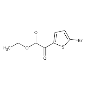 Ethyle2-(5-bromo-2-thienyl)-2-oxoacetate, 97% 1g Maybridge
